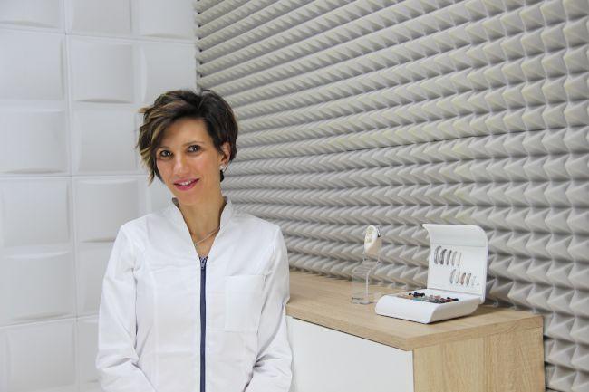 Audioprotesista valencia Pilar Martiinez