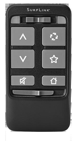 mando audífono surflink