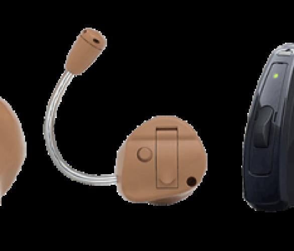 Tipos de audífonos digitales