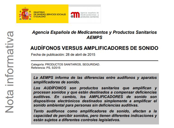 Guía audífonos baratos y amplificadores