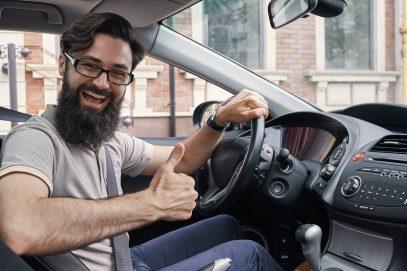 ¿Puedo conducir siendo sordo?
