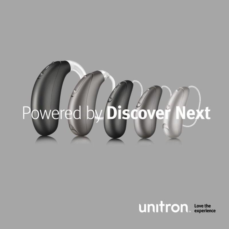 Audífonos Discovery next Unitron